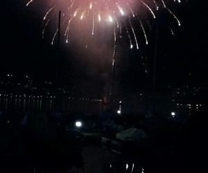 colors, fireworks, and italy image