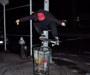 skate, urban, and skateboard image