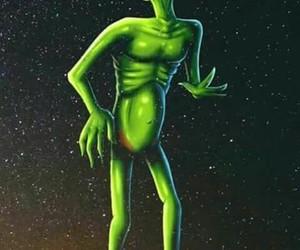 alien, wallpaper, and fondo image