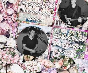shawn mendes, floral edit, and floral indie edit image