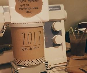 memory jar and 2017 image