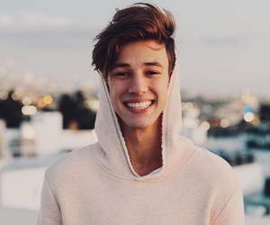 cameron dallas, boy, and smile image