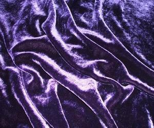 purple, grunge, and velvet image