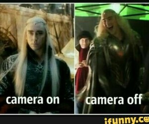 funny, LOTR, and funy image