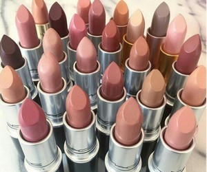 color, lips, and lipstick image