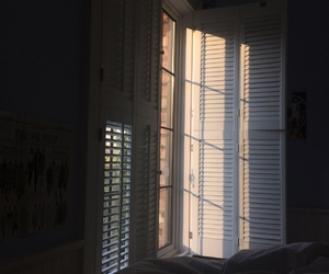 aesthetic, light, and window image