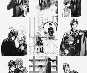anime, kuroshitsuji, and yana toboso image