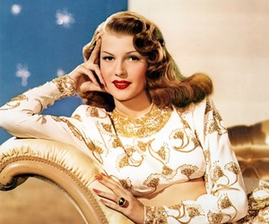 actress, old hollywood, and beauty image