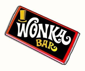 chocolate, wonka, and golden ticket image