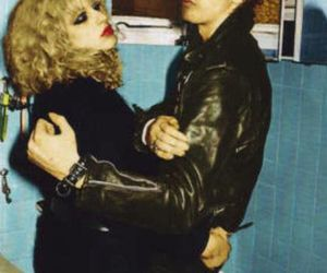 sid vicious, Nancy Spungen, and punk image