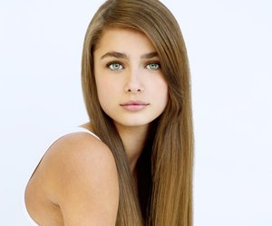 brown hair, girl, and taylor marie hill image