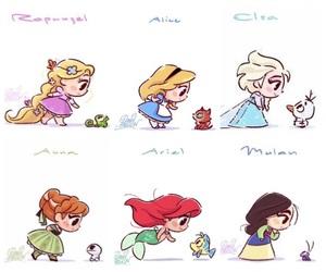disney princess and 👸 image
