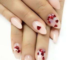 nails and hearts image