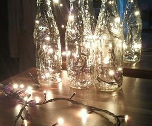 bottles, decoration, and diy image