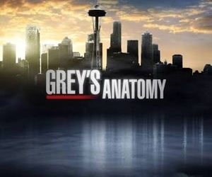 grey's anatomy, seattle, and series image