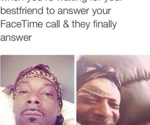 funny, lol, and facetime image