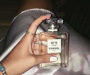 chanel, fragrance, and luxury image