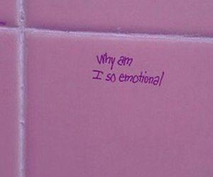 pink, emotional, and grunge image