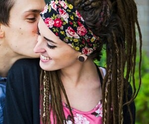 dreadlocks, synthetic dreads, and onelove image