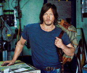 actor and norman reedus image