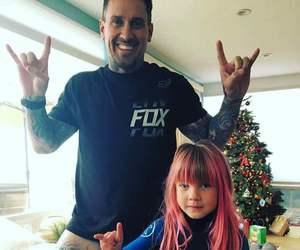 christmas, family, and father image