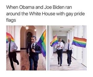 barack obama, president, and white house image