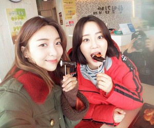 asian, luna, and park sunyoung image