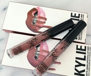 cosmetics, make up, and fashion image