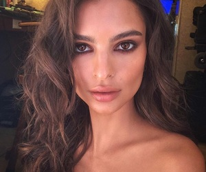 emily ratajkowski, model, and beauty image