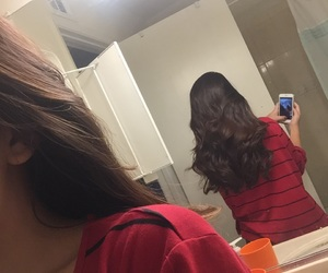 big, curls, and curly image