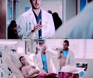 lol, grey's anatomy, and dr.model image