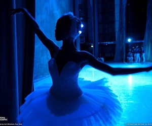 ballerina, ballet, and dance image