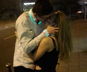 couple, love, and party image