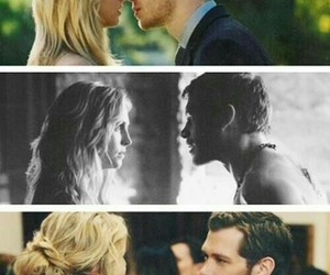 couples, love story, and the vampire diaries image