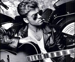 december, rip, and george michael image