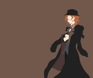 chuuya and bungo stray dogs image