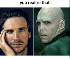 harry potter, actor, and handsome image