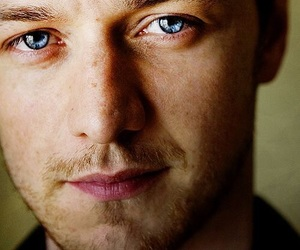 actor, james mcavoy, and OMG image