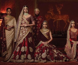 bollywood, desi fashion, and indian fashion image