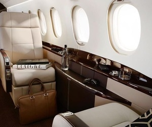 lifestyle and private jet image
