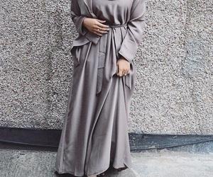 fashion, arabic, and beauty image