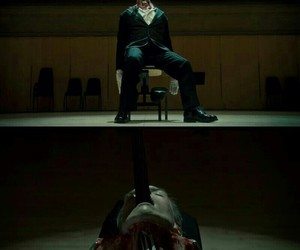 classical music, hannibal, and murder image