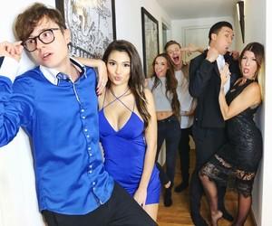 gang, internet famous, and sascha koslowski image
