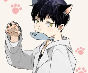 anime, kawaii, and haikyuu image