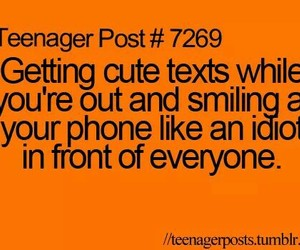 quote, cute, and texts image