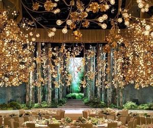 decor and wedding image