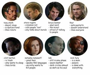Avengers, steve, and tony image