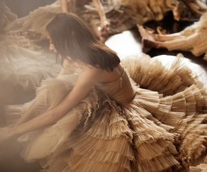 ballet and Burberry image
