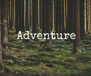 adventure and easel image