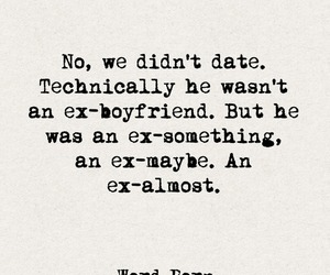 date, quotes, and words image